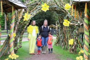 easter-event-audley-end-miniature-railway-easter-trail
