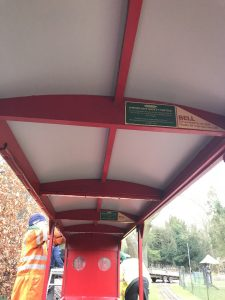 new-roofs-on-the-trains-audley-end-miniature-railway