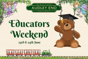 discounted tickets for educational staff audley end miniature railway