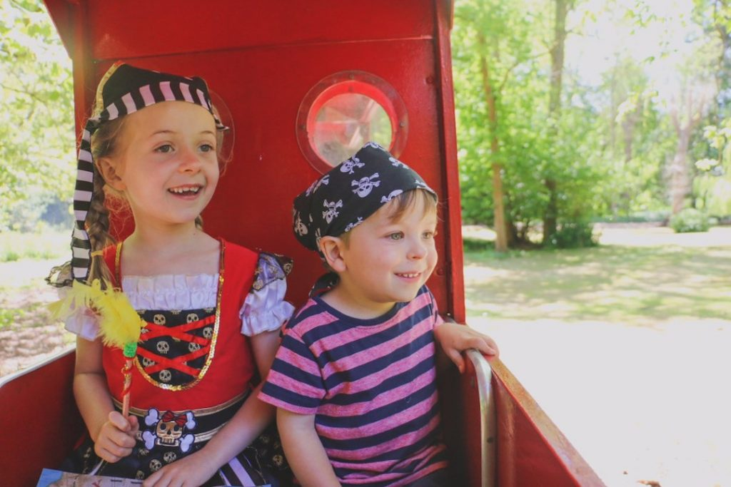 train rides for children in essex