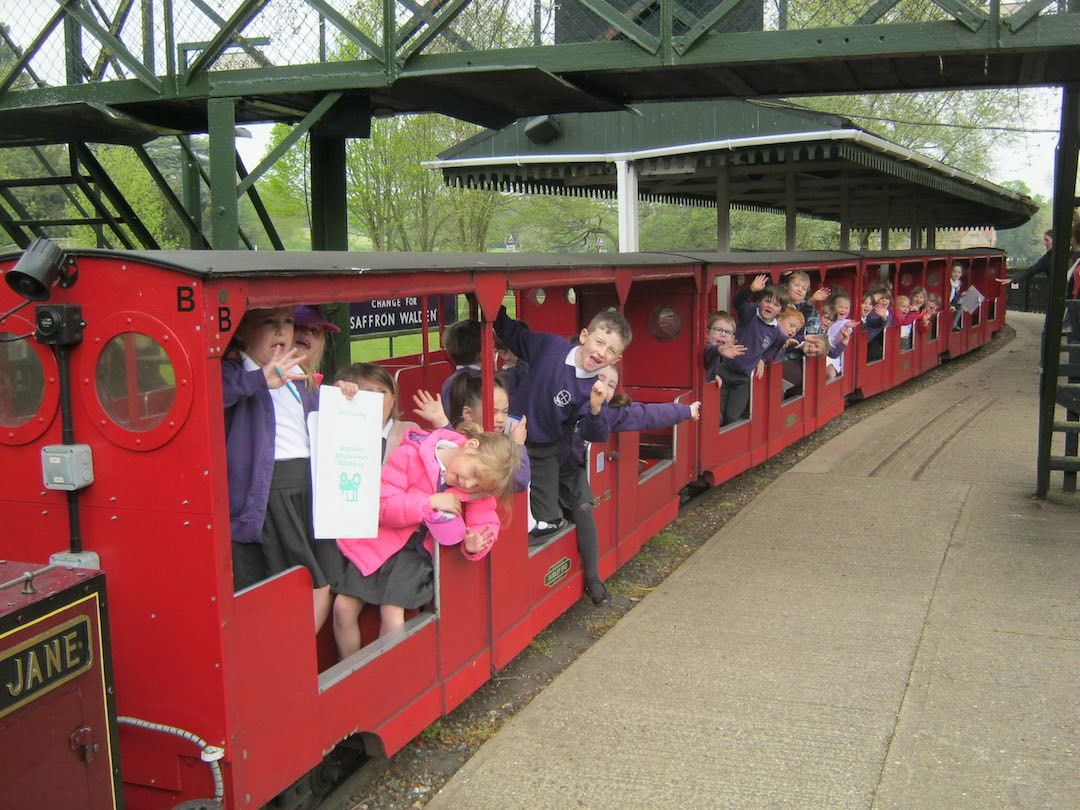 educational school trips for children