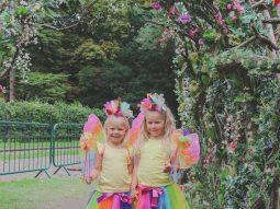 fairy and elf walk