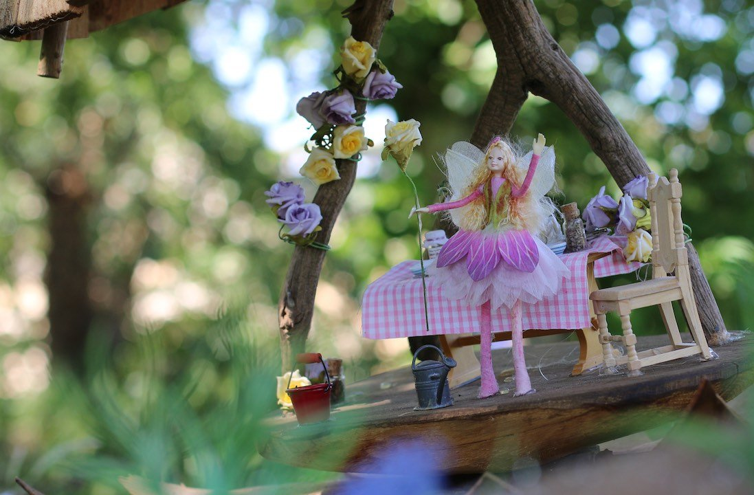 Fairy And Elf Festival Audley End Miniature Railway