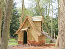 fairy walk essex audley end miniature railway elf house