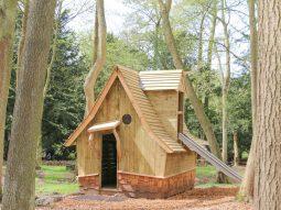fairy walk essex audley end miniature railway elf house