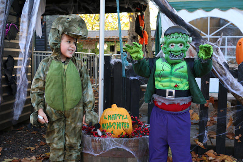 halloween-special-train-ride-audley-end-saffron-walden-halloween-children-family-fun-day-out-essex