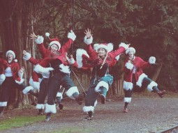dancing-elves-christmas-event-father-christmas-essex