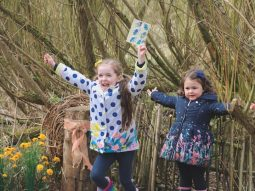 family-days-out-essex-audley-end-miniature-railway-easter-trail