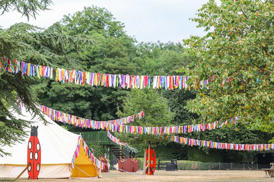 picnic-area-audley-end-miniature-railway-summer-festival