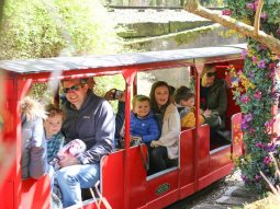 easter train rides for families audley end
