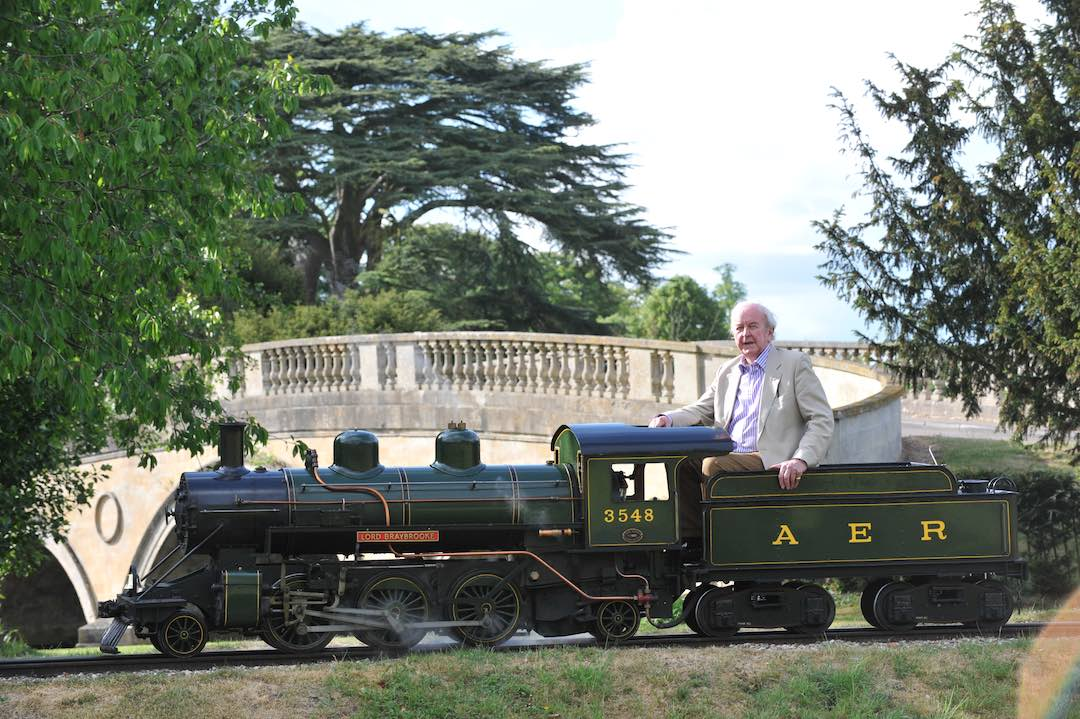 lord braybrooke steam locomotive for sale