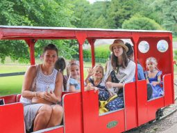 mothers day events in essex audley end miniature railway
