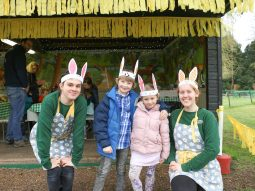 easter craft making for families audley end miniature railway