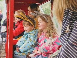 easter events near me audley end miniature railway
