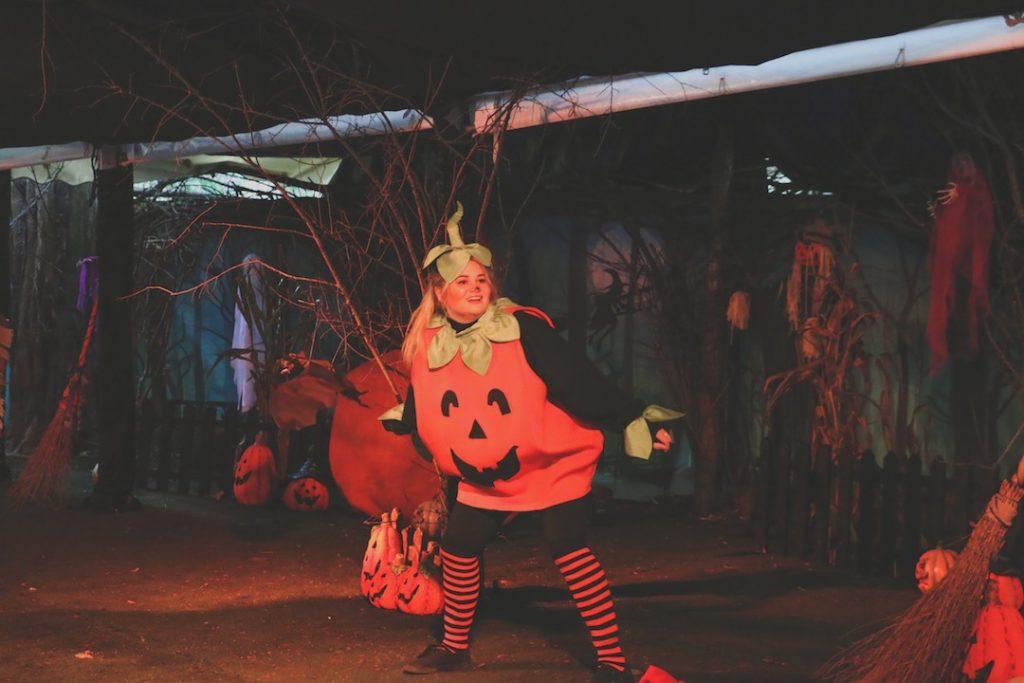 Halloween event in essex for children