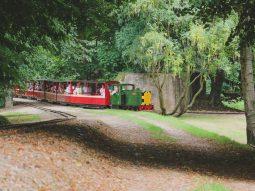 miniature train rides in essex for children