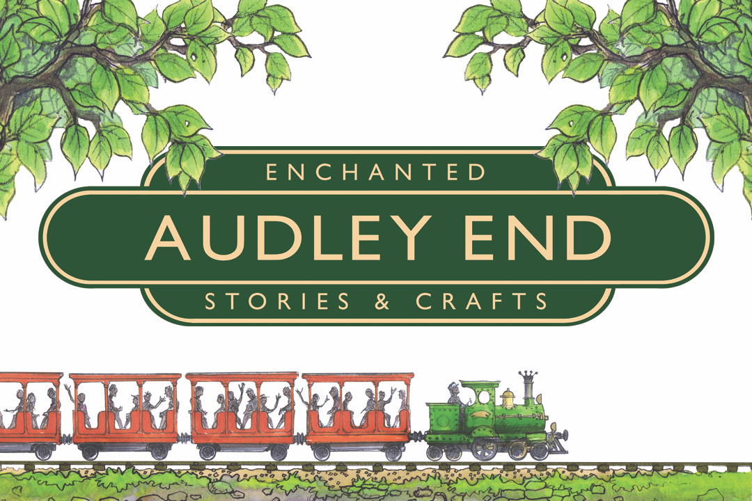 Audley End Enchanted crafts and storytelling