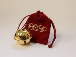 bell and bag audley end miniature railway christmas book