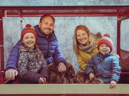 the ultimate family christmas event audley end miniature railway