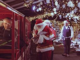 audley end miniature railway vip christmas experience