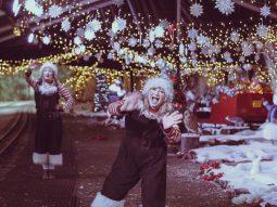 christmas elves in essex meet and greet