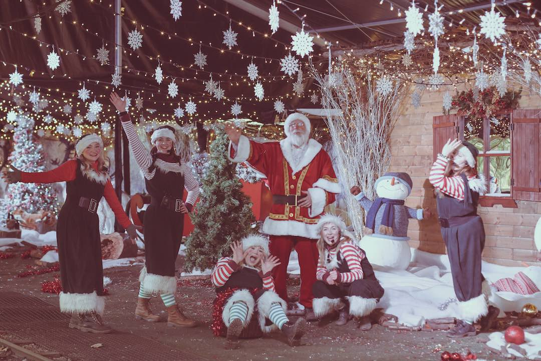 christmas events for children in essex