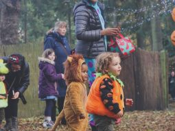 events for children for halloween