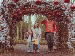 family christmas events in essex