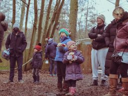 family christmas events to meet father christmas