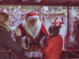 father christmas days out for children in essex