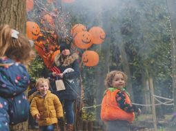 halloween events for kids in the east of england
