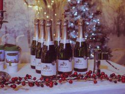 saffron grange sparkling wine vip christmas experience