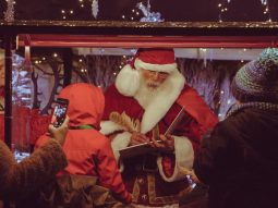 vip christmas experience for children